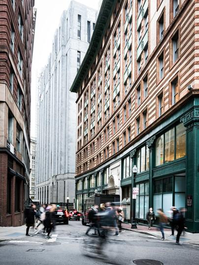 Buildings in context