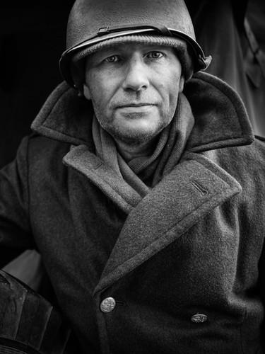 Andy Hart WWII Reenactor