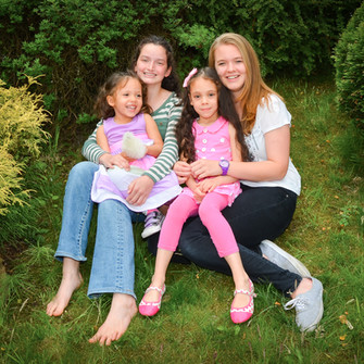 Family garden group