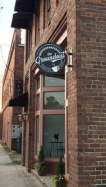 The Groundout Coffee Bar