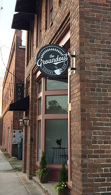 The Groundout Coffee Bar