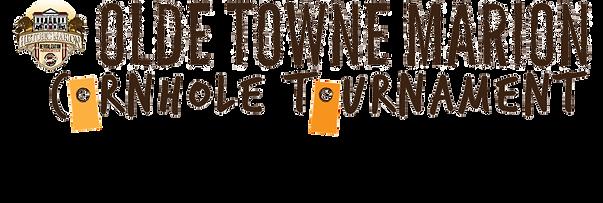 Olde Towne Marion Cornhole Tournament