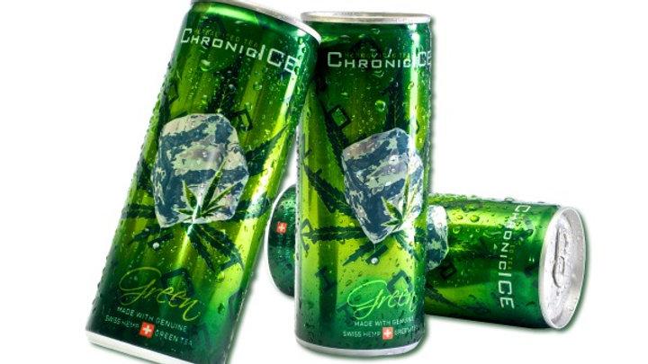 Pack de 24 Chronic Thé glacé 250 ml