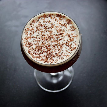 A little sneak peak at your cocktail for