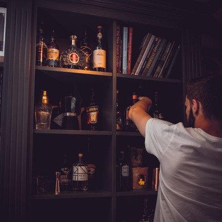 5 Bottles You Need To Start Your Home Bar