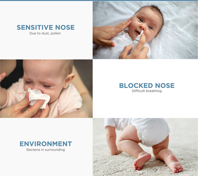 Tonimer Lab Baby Hypertonic Nasal Spray