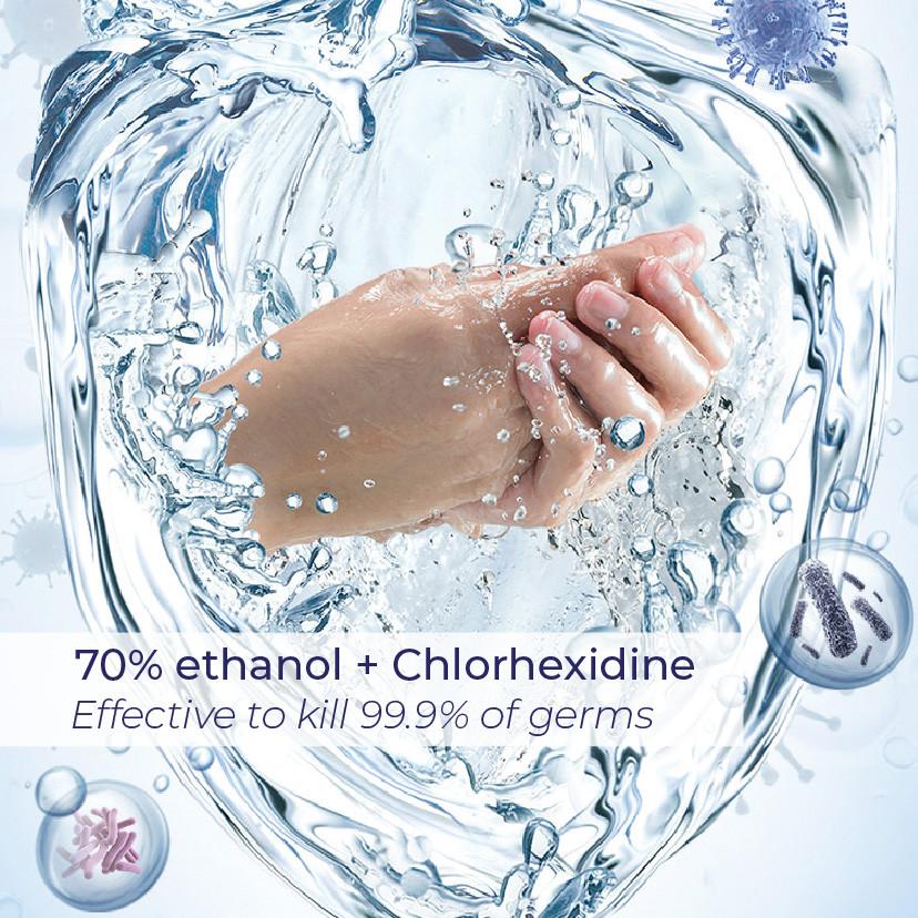 against INSTANT sanitizer 500ml POSM_2.j