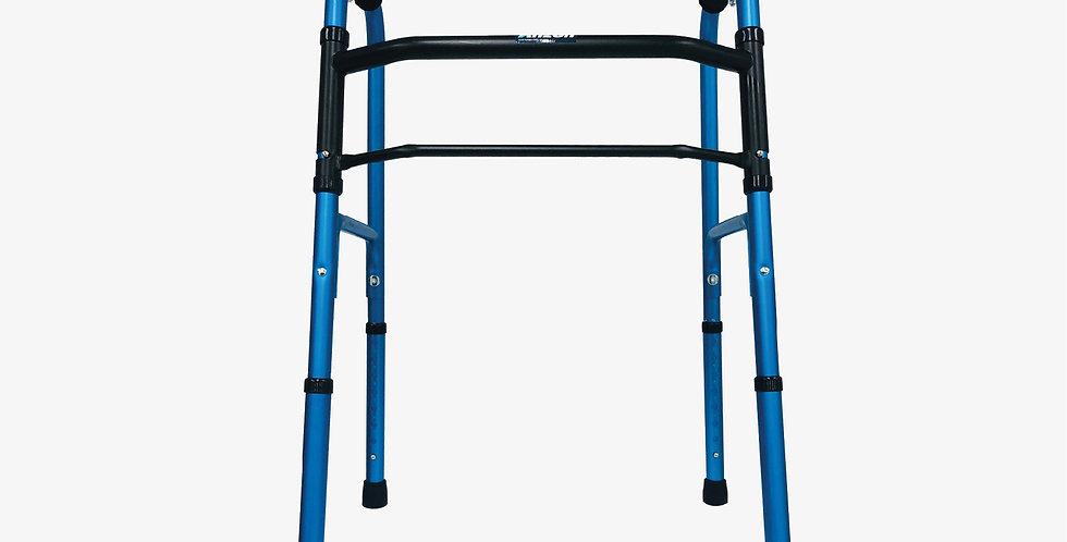 ANZEN 2 WHEEL WALKER (Crutches Tongkat)