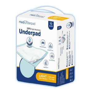 MEDI+ UNDERPAD10 PADS