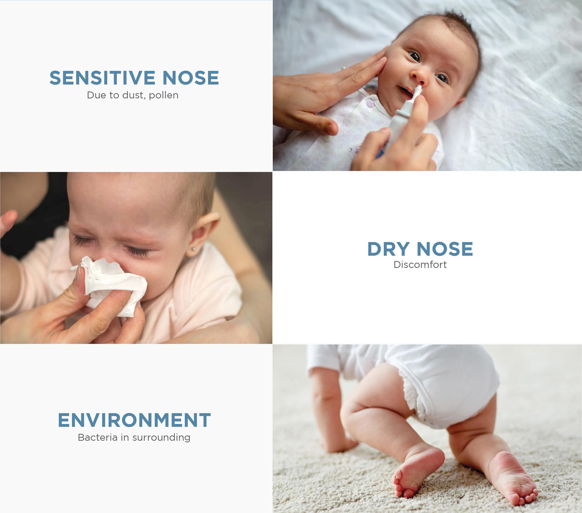 Tonimer Lab Baby Isotonic Nasal Spray 10