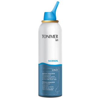 TONIMER LAB ISOTONIC NASAL SPRAY (NORMAL) 125ML DAILY NOSE CLEANING
