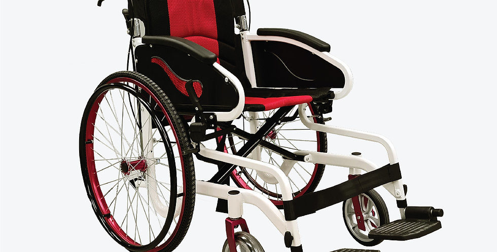 MOVEN SUPREME LIGHTWEIGHT WHEELCHAIR 24 INCH