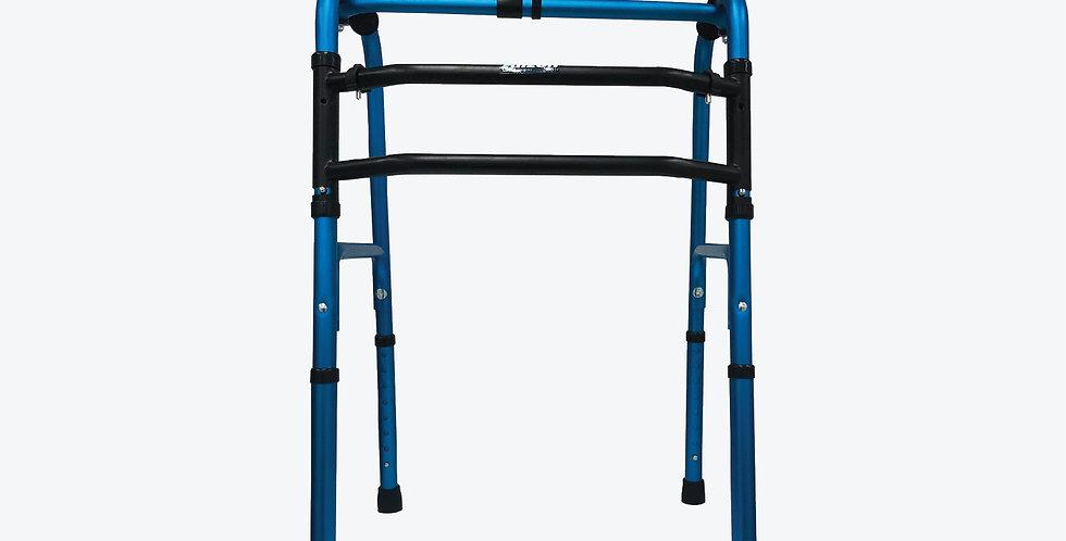 ANZEN 2 in 1 WALKING FRAME (Crutches Tongkat)