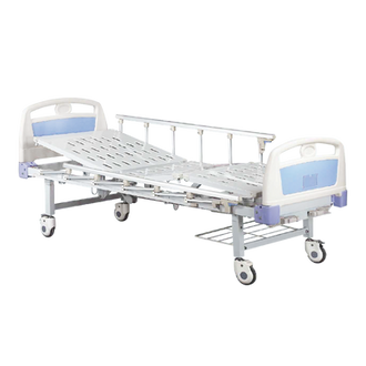 BMATE 2 CRANK MANUAL HOSPITAL BED
