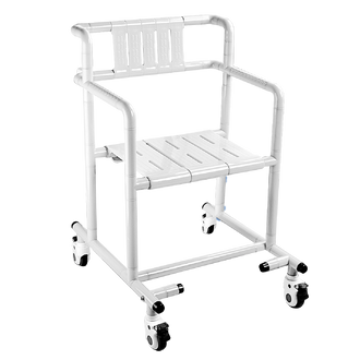 RELI-ABLE SHOWER COMMODE CHAIR