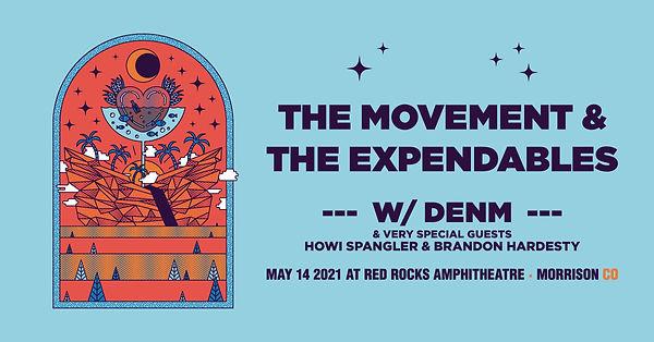 TheMovement_TheExpendables_2021_RedRocks