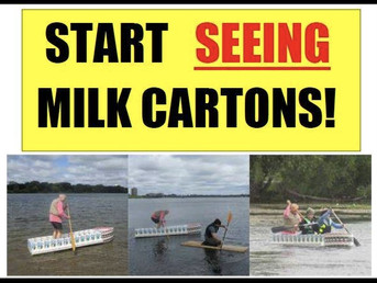 Start Seeing Milk Cartons: Milk Carton Boat Races & Sandcastle Competition to return to Minneapo