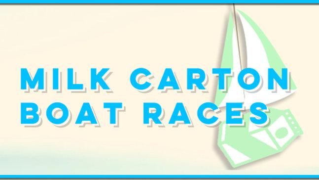 Milk Carton Boat Race Registration Fee
