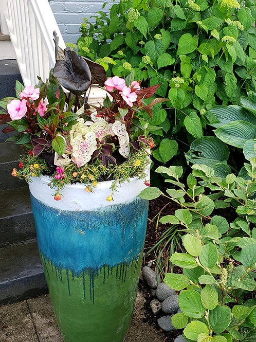Extra Large Ocean Wave Planter
