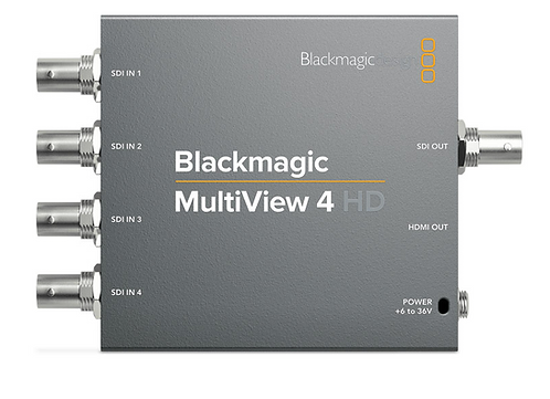 BMD MultiView 4 HD
