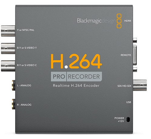BMD H264 Pro Recorder
