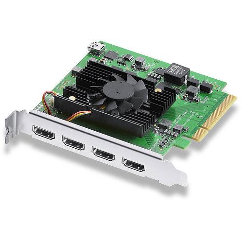 BMD DeckLink Quad HDMI Recorder