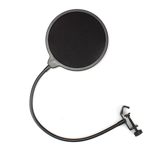 Maono Microphone Pop Filter Round Shape AU-B00