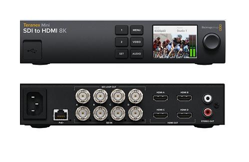 BMD Teranex Mini - SDI to HDMI 8K HDR