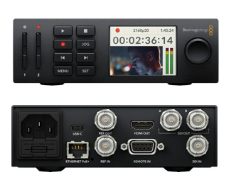BMD HyperDeck Studio Mini