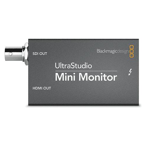 BMD UltraStudio Mini Monitor