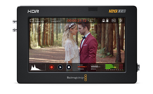 BMD Video Assist 5 12G HDR