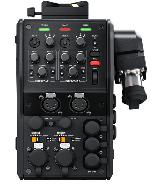 BMD Camera Fiber Converter