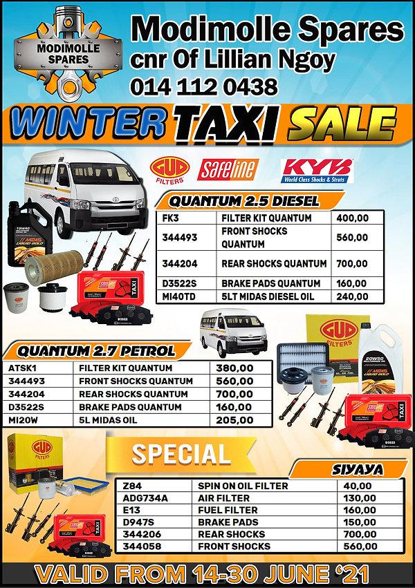 Modimolle, Midas, Modimolle Spares, Taxi, Service Kit, Oil, Filters, Service