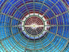 Serie Photo-Painting -  Architektur 14