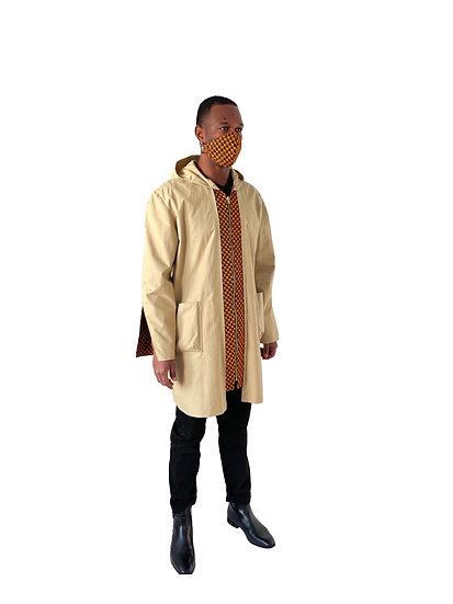 Ripstop Jacket - African Print