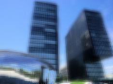 Serie Photo-Painting -  Architektur 6