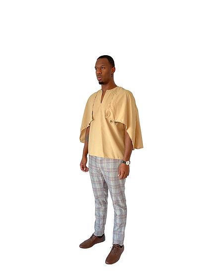 Shirt and Cape Set