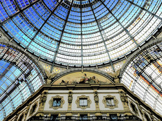 Serie Photo-Painting -  Architektur 13