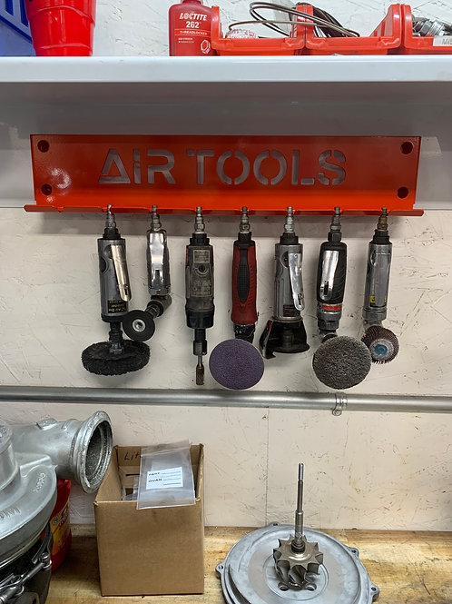 Air Tools Rack
