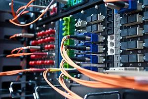 fibre optic network service