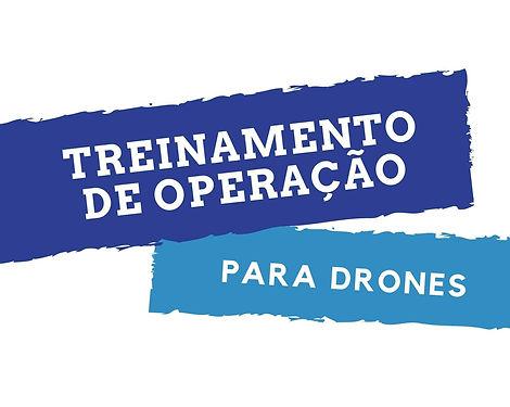 operação drones