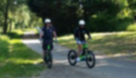 Découverte de l'Anjou, activité sportive, nouveauté, vélo et trottinette électrique, ludique et original, Angers, 49