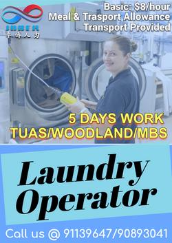 Laundry Operator