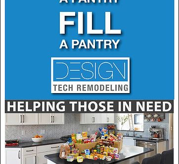 Design Tech Remodeling is Giving Back to the Community