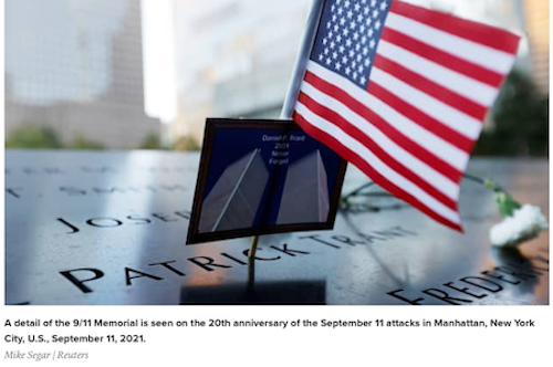 09/13/21 - Missouri Mondays - Strength in Unity--Remembering 9/11 /  Protecting Our Democracy!