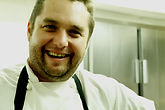 Head Chef and Owner Brent Farrell