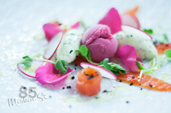Cured Trout