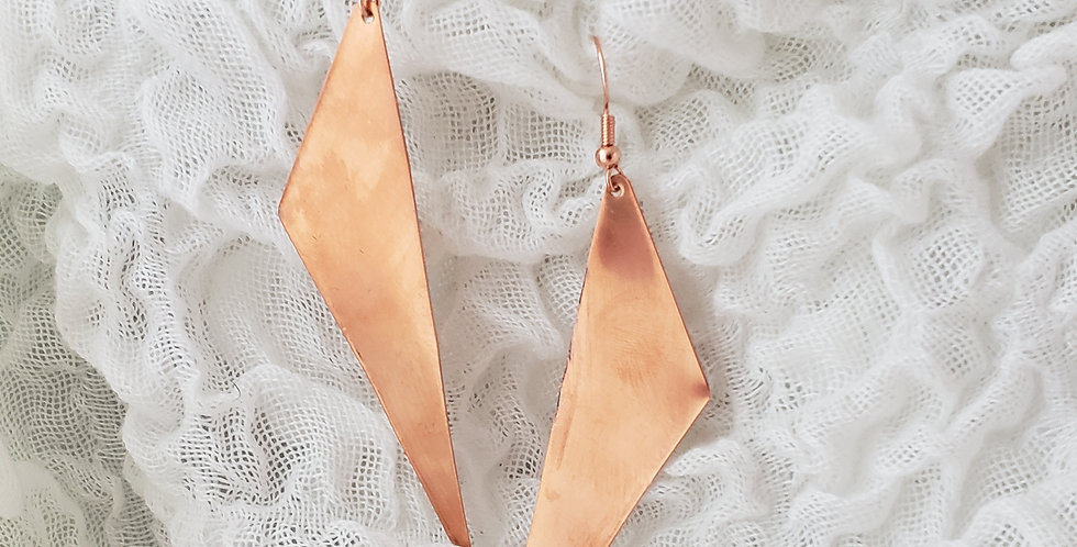 Bodacious Copper Triangles
