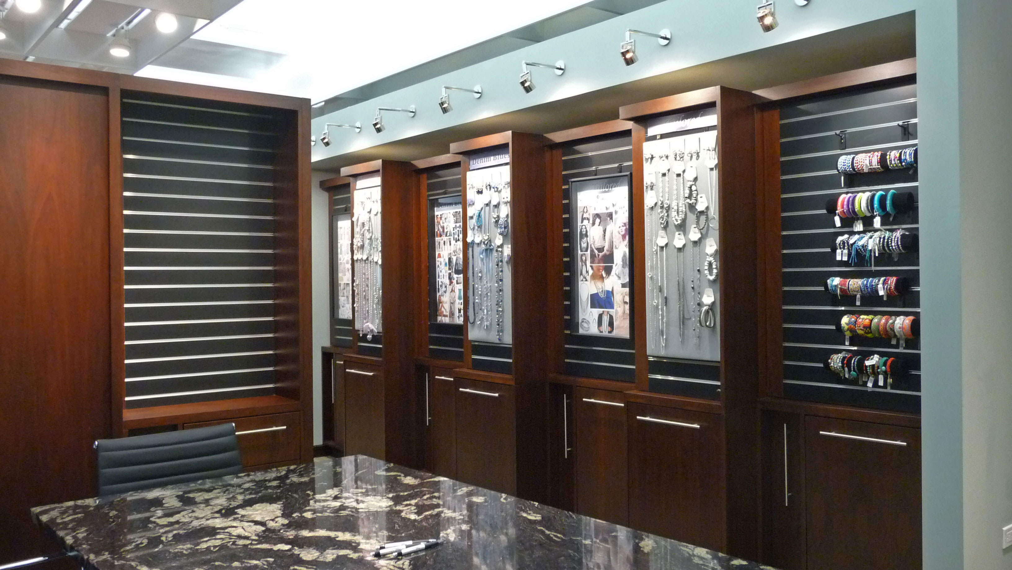 Display Millwork