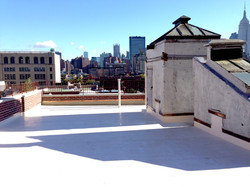 West 16th St. Roof